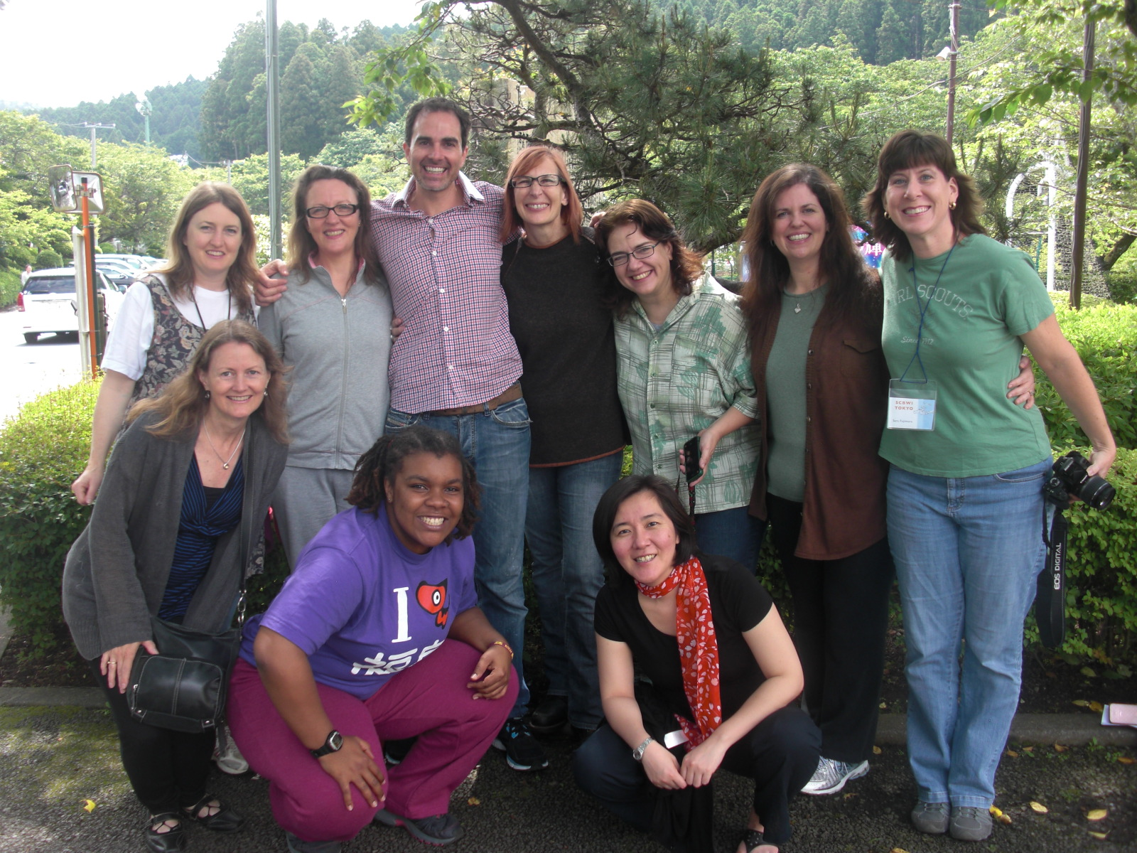 SCBWI Japan YA Writers Retreat
