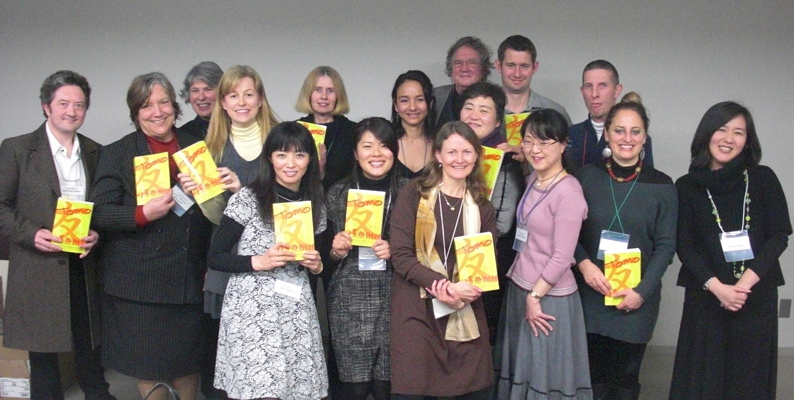 SCBWI Japan Tomo Anthology Launch Event, Tokyo