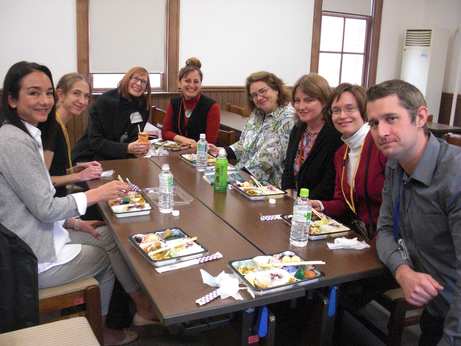 SCBWI meeting at the Japan Writers Conference, Kyoto