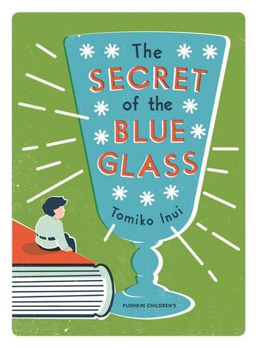 Blue Glass cover